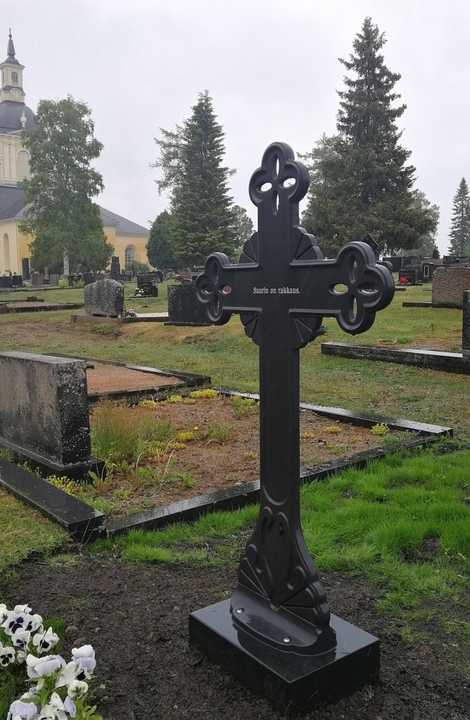 hautaristi Joutsen