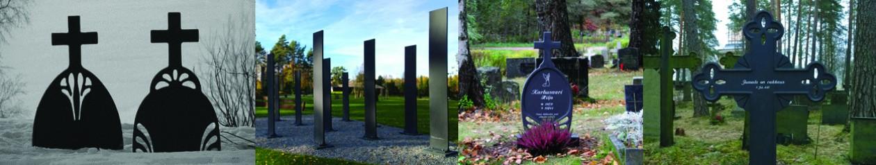 Valetut hautamuistomerkit – vaihtoehto hautakivelle